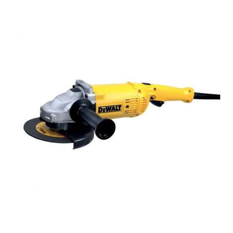 DEWALT D28491 180 MM WHEEL DIA 8500 RPM LARGE ANGLE GRINDER