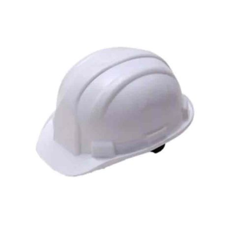 BLAST SAFETY HELMET WITHOUT RACHET WHITE COLOR