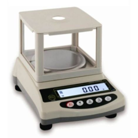 DENWER PRECISION GOLD BALANCE WITH EXTERNAL CALIBRATION CAPACITY 600G
