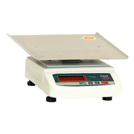 EQUAL DIGITAL BALANCE TABLE TOP SCALE CAPACITY 30KG
