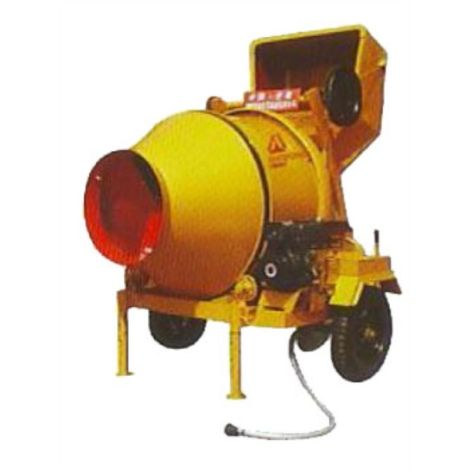 BELLSTONE REVERSIBLE DRUM CONCRETE MIXER SINGLE BIN ( DIESEL ENGINE)