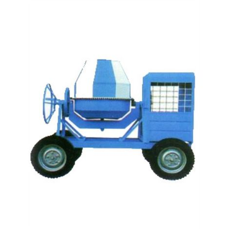 BELLSTONE MOTORISED CONCRETE MIXER /WITHOUT HOPPER