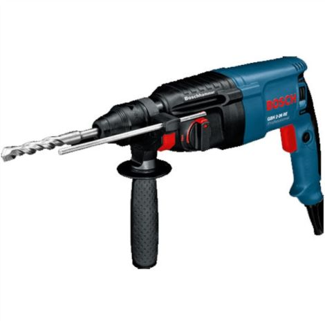 BOSCH GBH 2-26 RE ROTARY HAMMER 26 MM, 800 W, 900 RPM