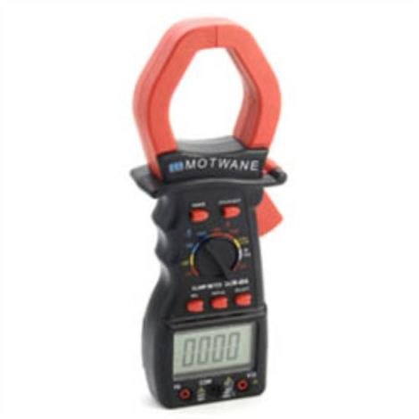MOTOWANE DIGITAL CLAMP ON METER DCM-49A