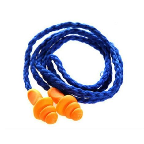 3M 1270 CORDED EAR PLUGS (PACK OF 5)