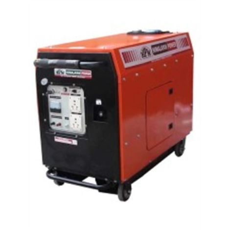 PORTABLE DIESEL SELF START MAX AC. OUTPUT VA 3500