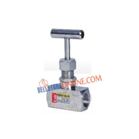FORGED PRESSURE FORGED BODY NEEDLE VALVE