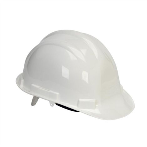 VOLVO SAFETY HELMET WITH RACHET WHITE COLOR
