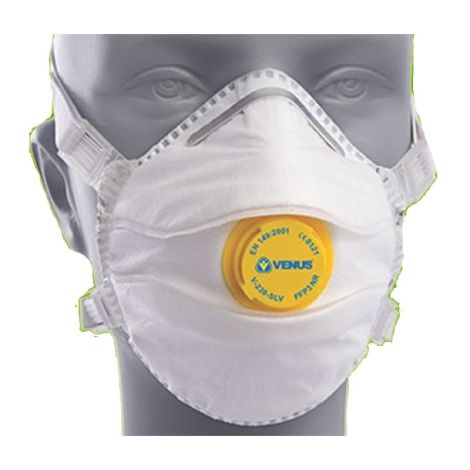 SAFETY MASK VENUS V-230 -SLV FFP3 NR (Pack of 5)