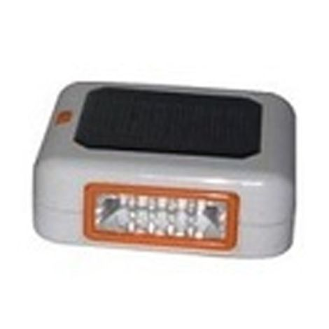 KING SUN SOLAR MULTI FUNCTIONAL LAMP SOLAR PANEL