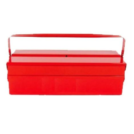 AMBIKA TOOL BOX WITH COMPARTMENTS 3 TRAYS