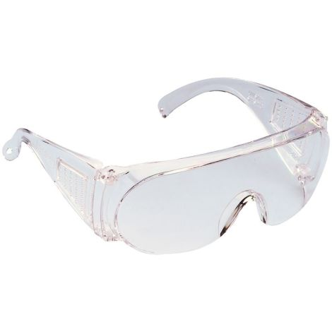TRANSPARENT SAFETY GOGGLE MAKE BELLSTONE