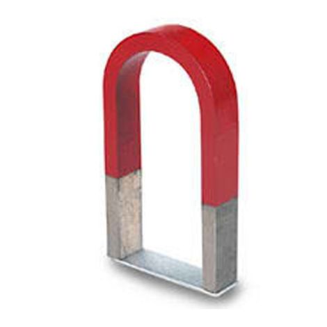 BELLSTONE HORSE SHOE MAGNET ROUTINE QUALITY 50 MM