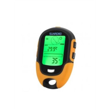 HTC ALTIMETER DIGITAL COMPASS