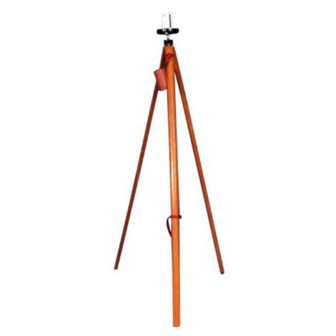 """BELLSTONE PRISMATIC COMPASS IN FIBER CASE WOODEN STAND SIZE : 5"""""""