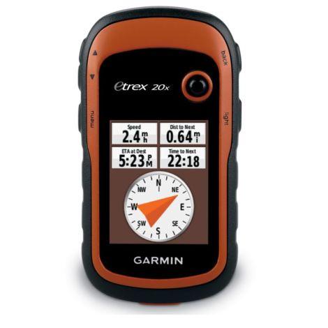 GARMIN GPS ETREX 20X