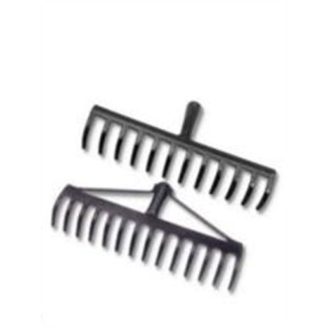 FALCON GARDEN RAKE(WITHOUT HANDLE) RAKE-10 TEETH