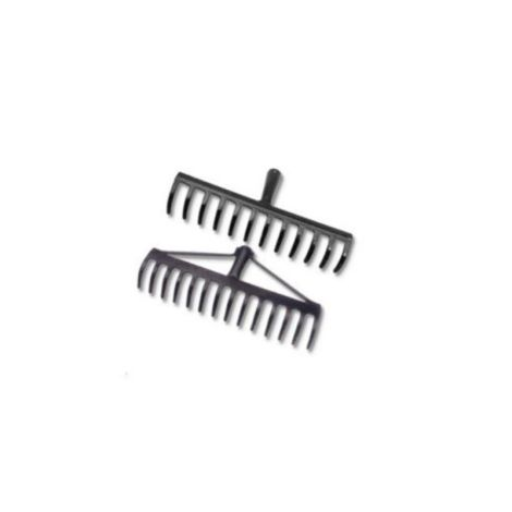 falcon 16 teeth garden rake (without handle)