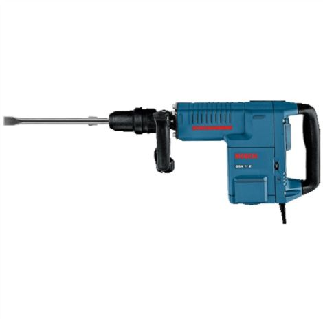 BOSCH GSH 11 E DEMOLITION HAMMER 10.1KG, 1500W, 900-1890 BPM