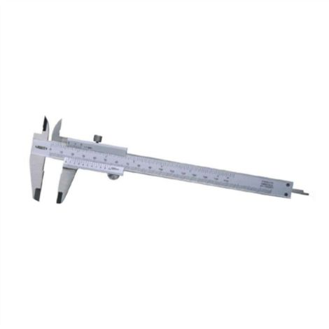 "insize vernier caliper size 11"" with fine adjustment"