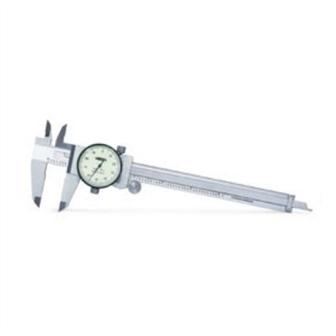 """INSIZE DIAL VERNIER CALIPER SIZE 6"""" SHOCK PROOF DIAL INDICTOR"""
