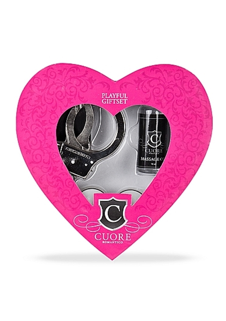 Cuore Playful Gift Set Hot - For de legesyge