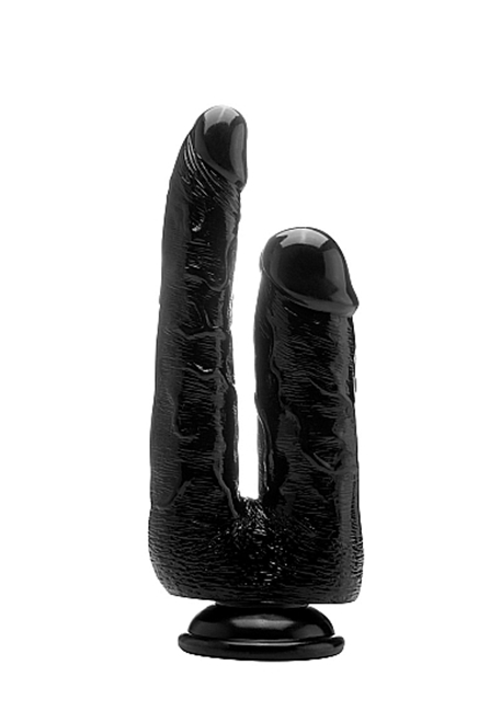 Real Rock© - 23 cm - Realistic Dobbel Cock