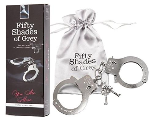 Fifty Shades of Grey handbojor - You are Mine