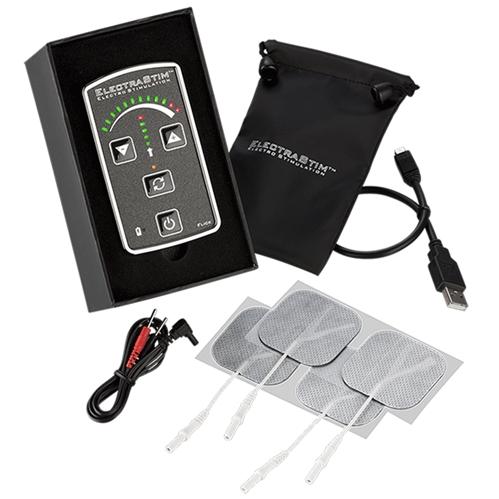 ElectraStim - Flick Stimulator Pack - Lyxset till både nybörjare och vana