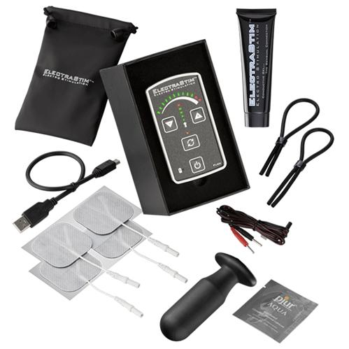 ElectraStim - Flick Stimulator Multi-Pack - Luksussæt