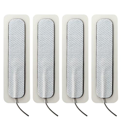 ElectraStim - 4 x Long Self Adhesive  Pads 1.5cm x 7.5cm