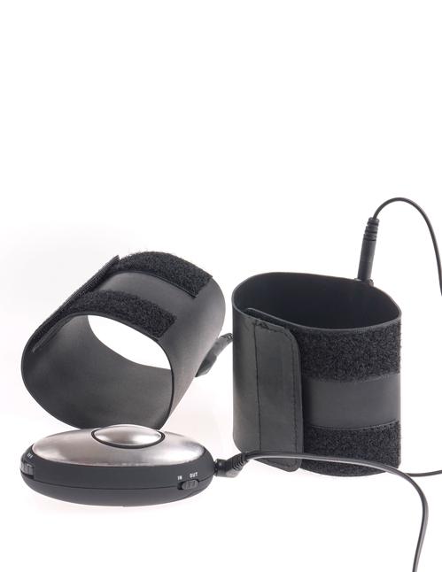 Electro-Touch Cuffs - Elektro handbojor - Fetish Fantasy Shock Therapy