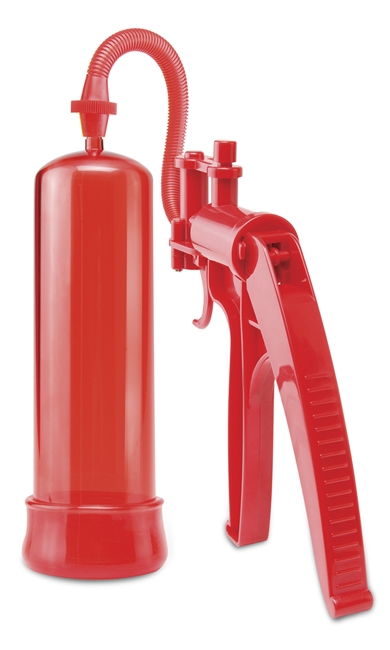 Pump Worx Deluxe Fire Power Pump - Penispumpe