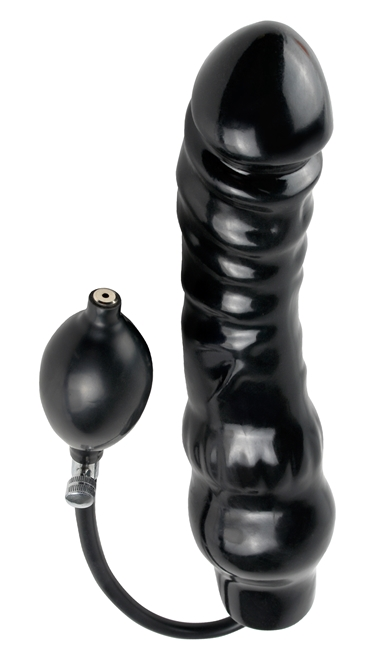 Fetish Fantasy Extreme Inflatable Ass Blaster - Oppblåsbar analdildo