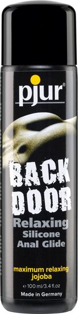 100 ml pjur backdoor anal glide - Silikonebaseret