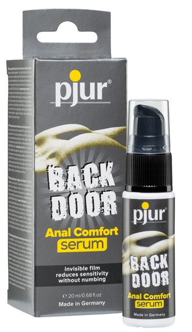 20 ml pjur backdoor Serum - Højkoncentreret gel til impulsiv analsex