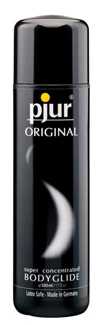 500 ml pjur Original glidecreme - En af verdens mest solgte glicecremer!