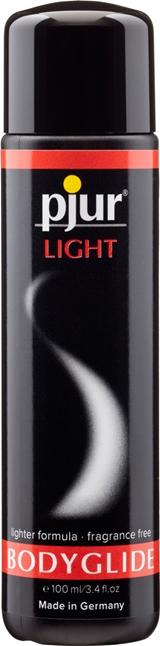 100 ml pjur Light – Erityisen Hyvä Seksileluille