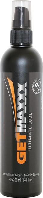 200 ml Getmaxxx – Luksus Silikonipohjainen Liukuvoide