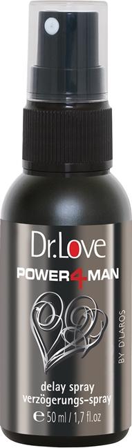 50 ml Dr. Love - Power4Man - Delay spray