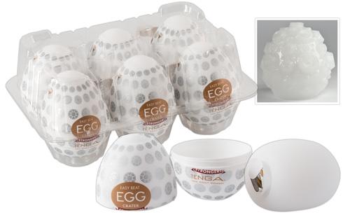 Tenga Egg Crater Masturbator 6 kpl
