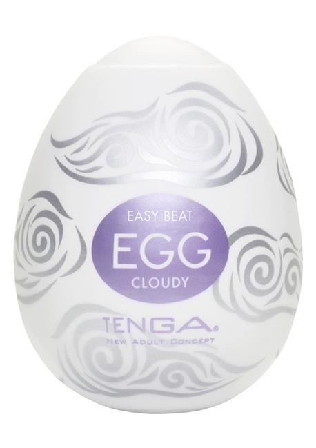Tenga Egg Cloudy Masturbator 1 kpl