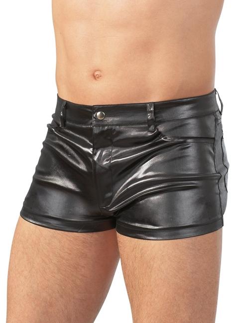 Svenjoyment – Shorts – Tekonahkashortsit