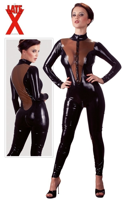 Late X - Latex Catsuit
