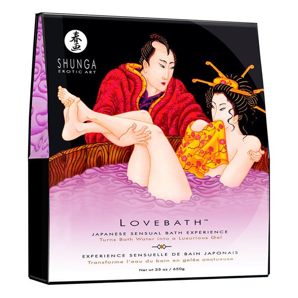 Shunga – Lovebath – Sensual Lotus
