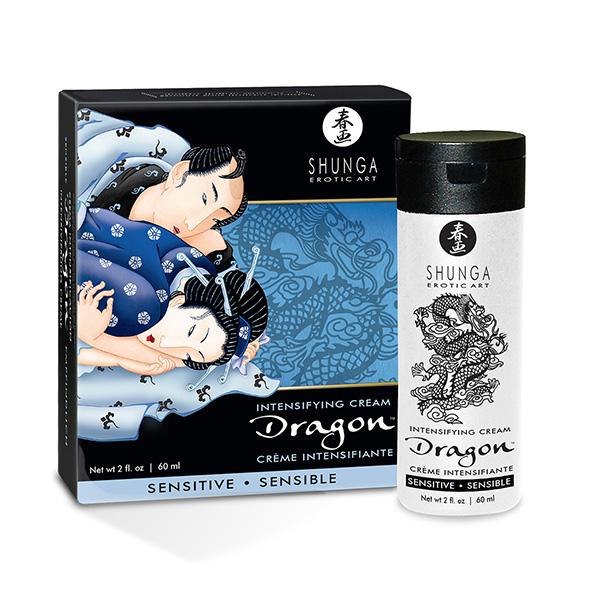 Shunga - Dragon - Stimulerende Creme