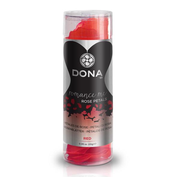 Dona - Rosenblade - Røde