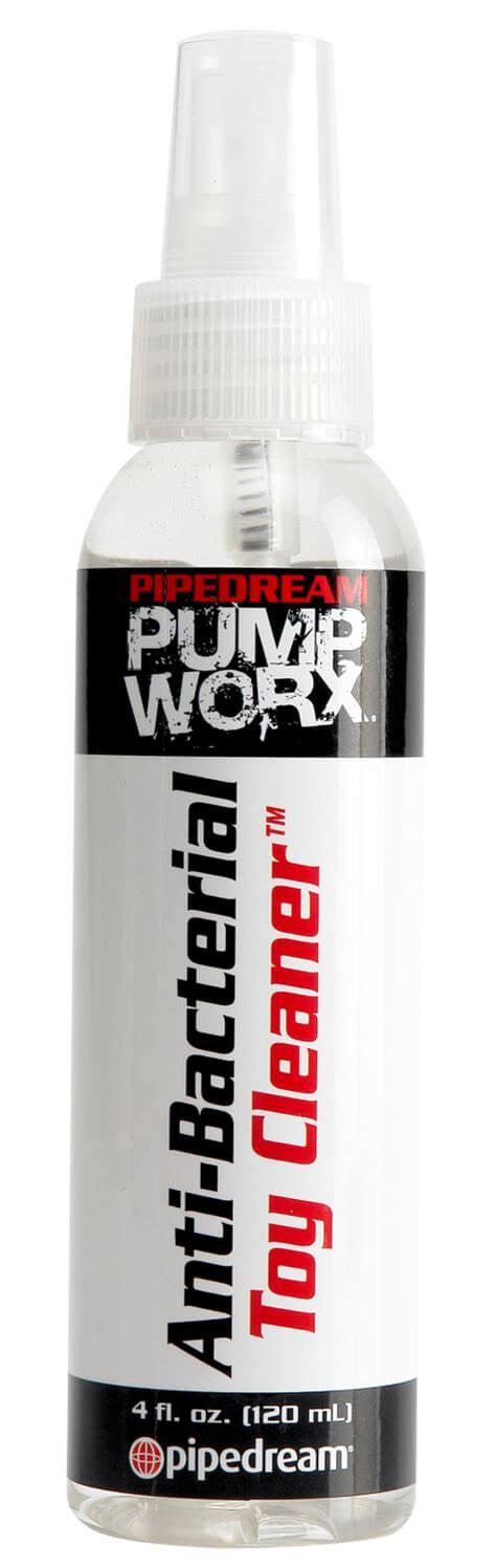 120 ml Pump Worx – Puhdistusaine Seksileluille