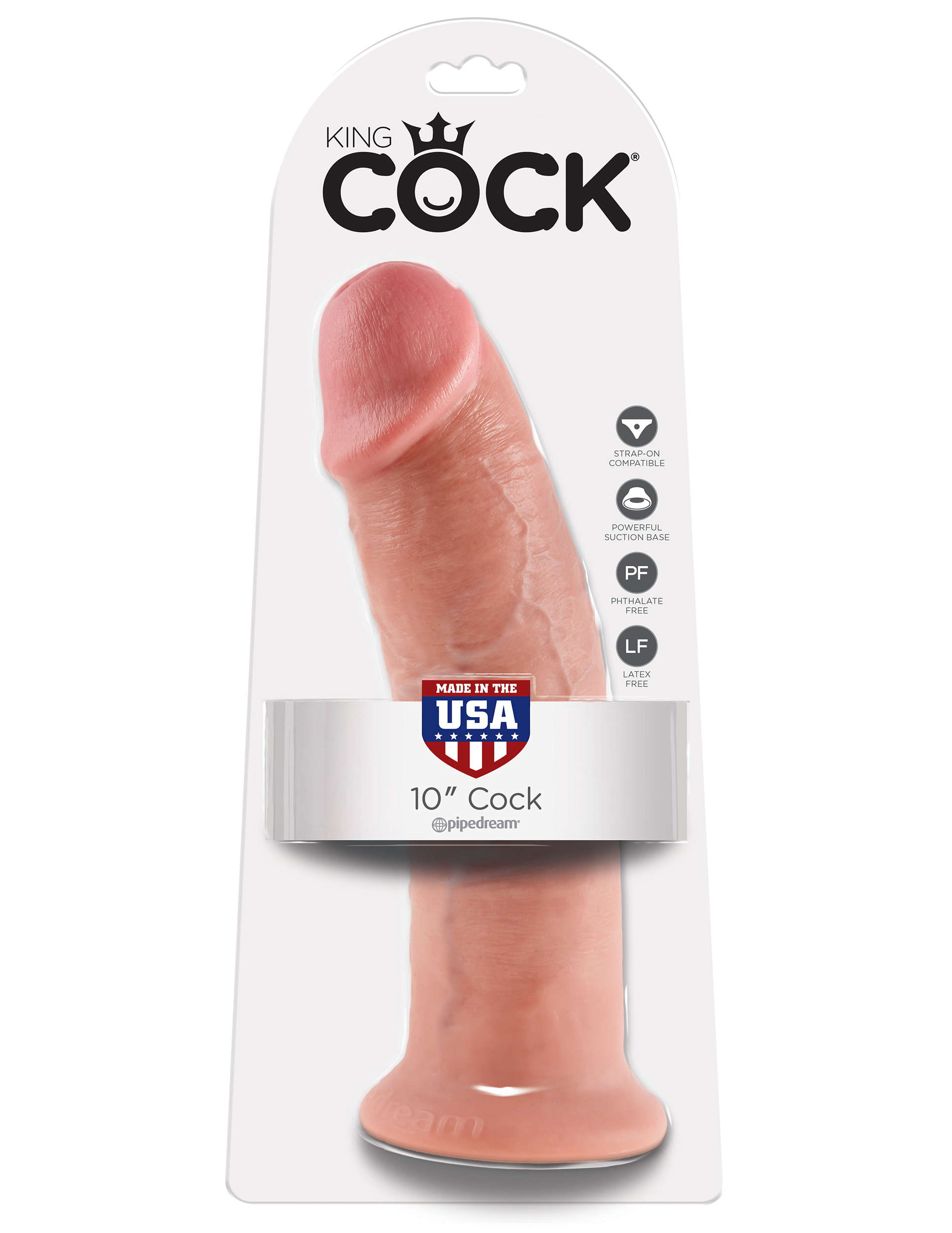 King Cock© - 25,5 cm. penis (10