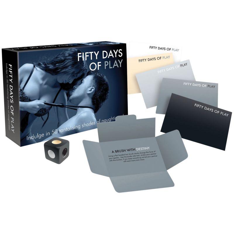 Fifty Days of Play Eroottinen Lautapeli